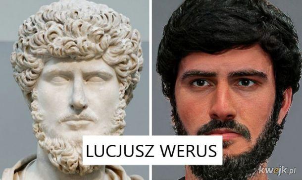 Portrety rzymskich władców na podstawie rzeźb, obrazek 20
