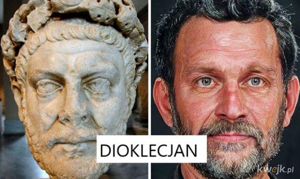 Portrety rzymskich władców na podstawie rzeźb, obrazek 18