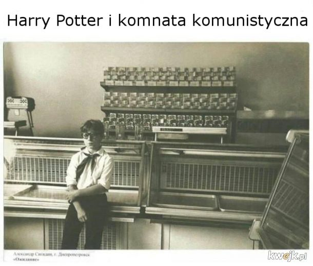 Harry Potter i uroki socjalizmu