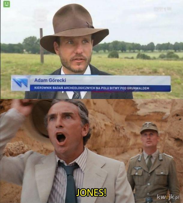 Polski Indiana Jones