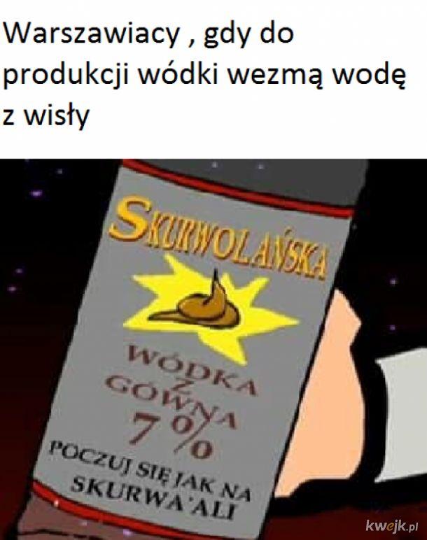 Wódka z Wisły