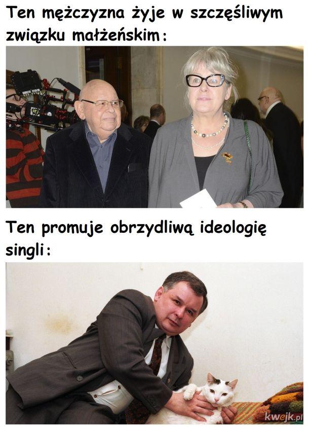 Ideologia singli