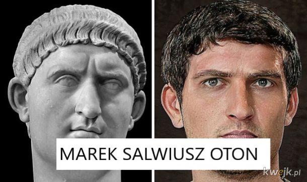 Portrety rzymskich władców na podstawie rzeźb, obrazek 16