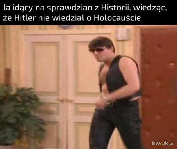 Sprawdzian z historii