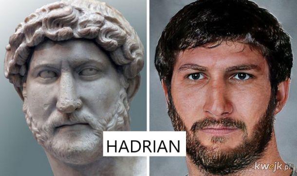 Portrety rzymskich władców na podstawie rzeźb, obrazek 23