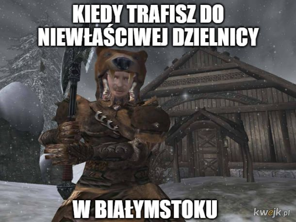 A moje miasto to Białystok