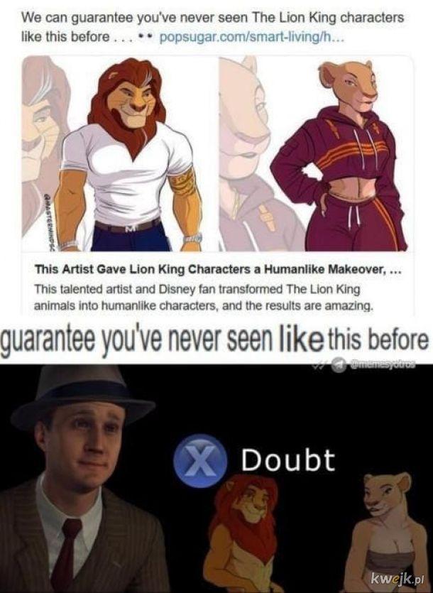 Koleś chyba nigdy nie słyszał o furry