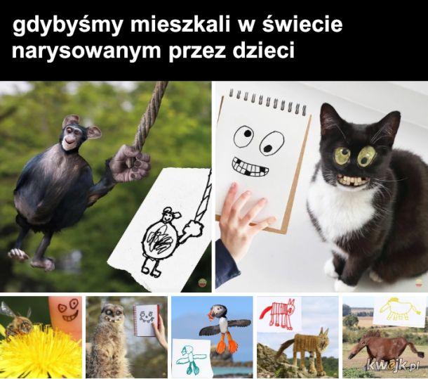 Dziwne zwierzęta