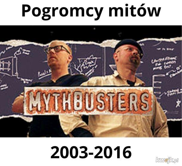 Kiedyś to było Discovery. Teraz już nie ma Discovery :(