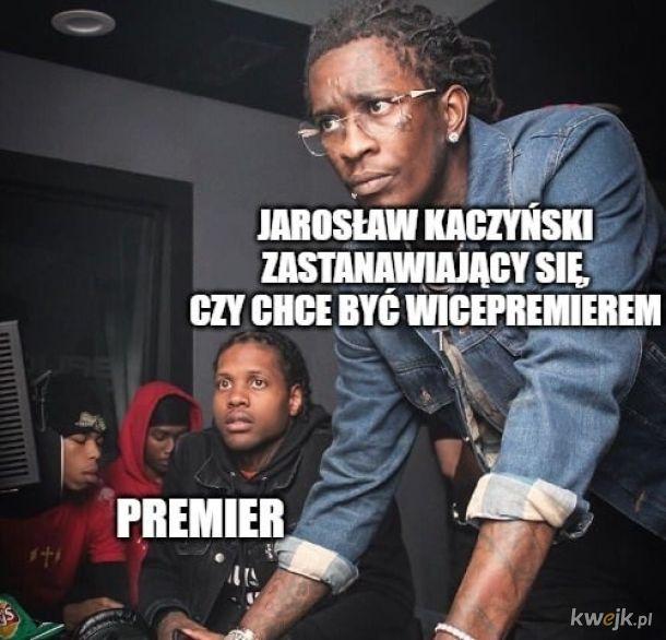 Wicepremier