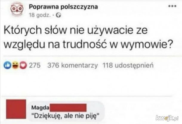 Wymowa