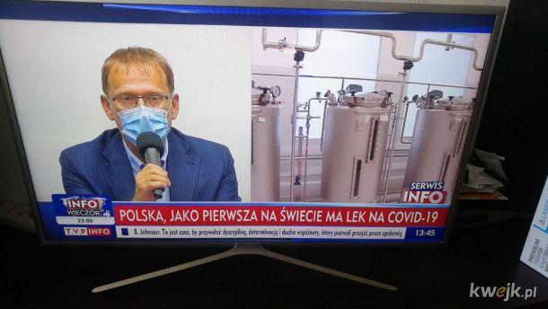 Oficjalnie: Koniec epidemii. Polska uratowała świat.