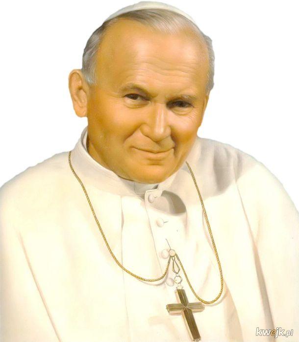 Największy Polak w historii ludzkości! Bijemy rekord łapek w górę dla papieża rodaka