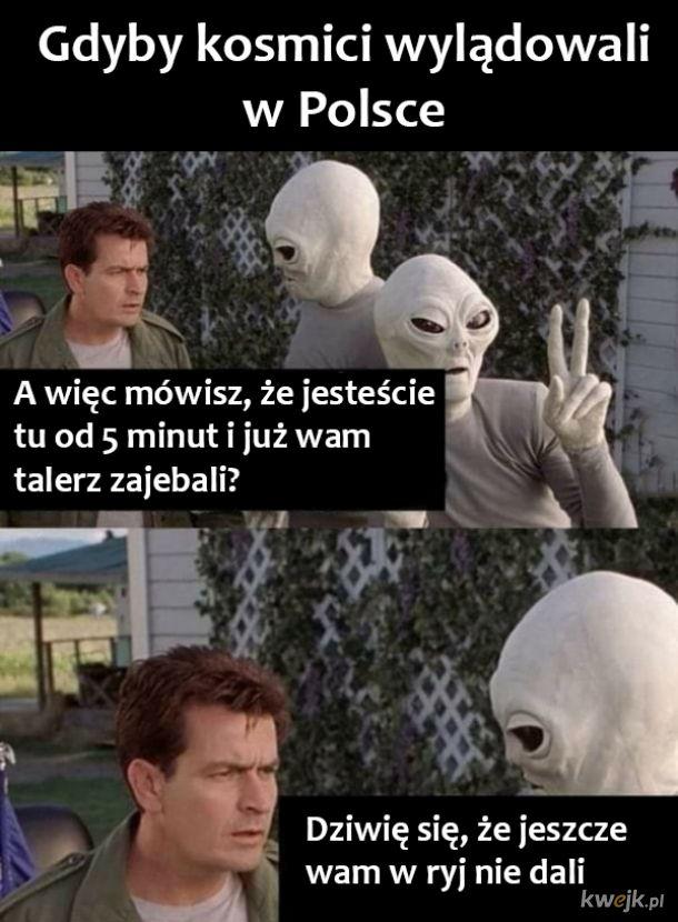 Kosmici w Polsce