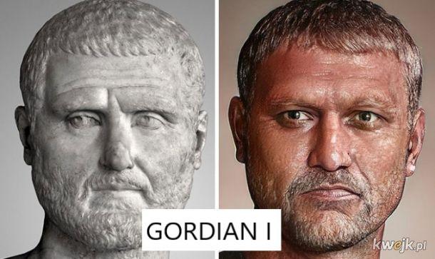 Portrety rzymskich władców na podstawie rzeźb, obrazek 22