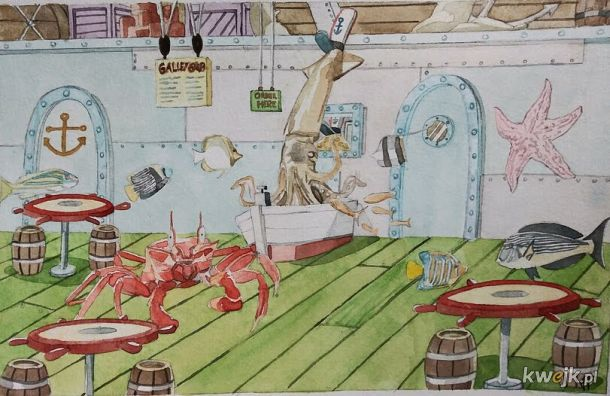Spongebob już nie ten