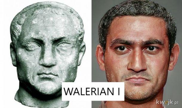 Portrety rzymskich władców na podstawie rzeźb, obrazek 11