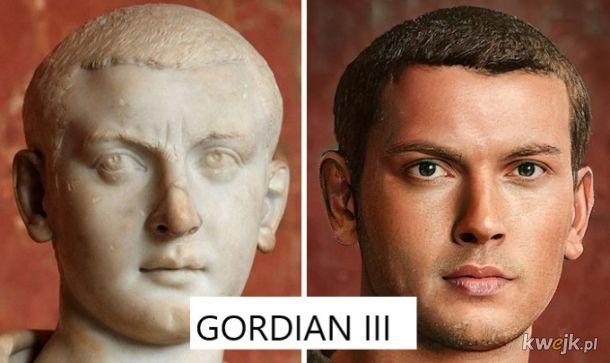 Portrety rzymskich władców na podstawie rzeźb, obrazek 10