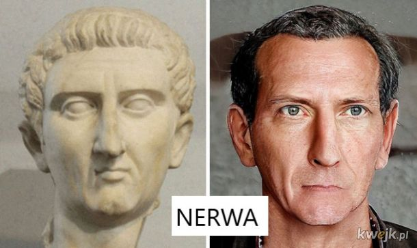 Portrety rzymskich władców na podstawie rzeźb, obrazek 3