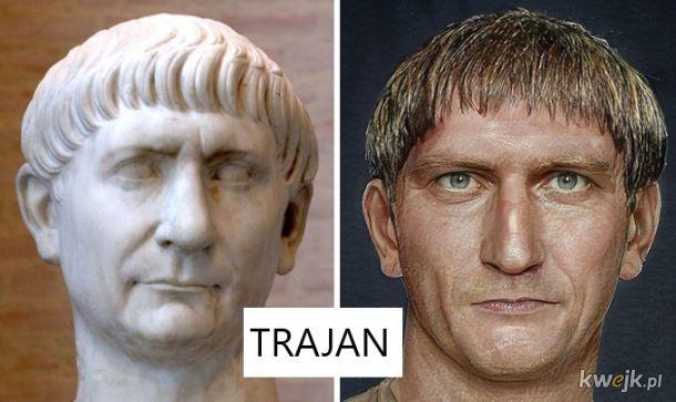 Portrety rzymskich władców na podstawie rzeźb, obrazek 14