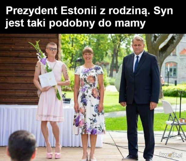 Rodzina prezydencka
