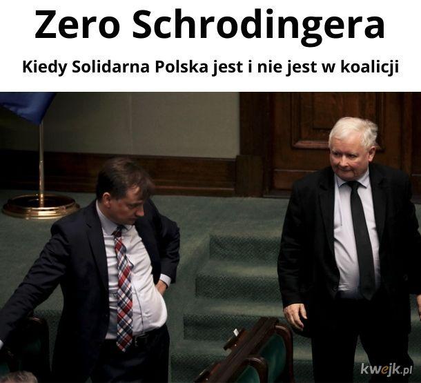 Ziobro... tzn. Zero Schrodingera