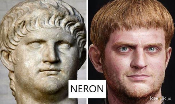 Portrety rzymskich władców na podstawie rzeźb, obrazek 19