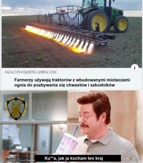 Miotacze ognia