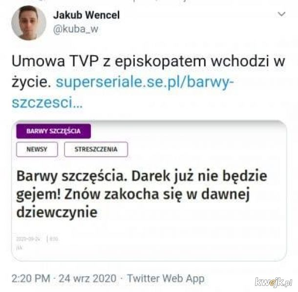 Obok pigułki na zmianę płci pojawiły się pigułki na zmianę orientacji! Polska farmacja idzie jak burza..