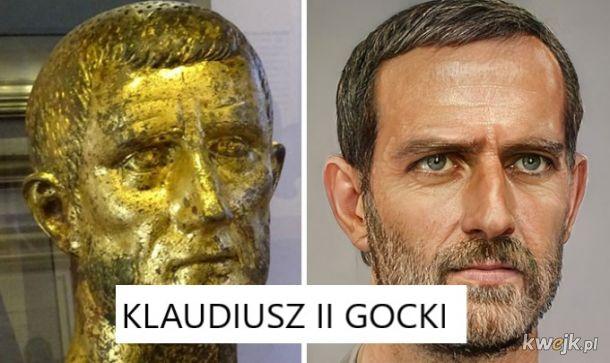 Portrety rzymskich władców na podstawie rzeźb, obrazek 15