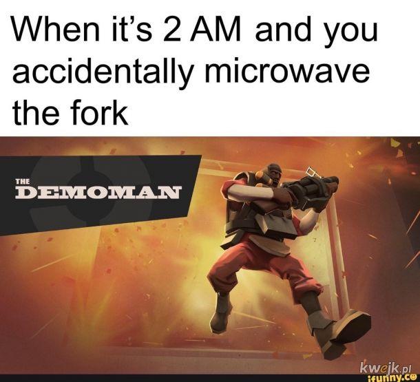 Meet the Demoman