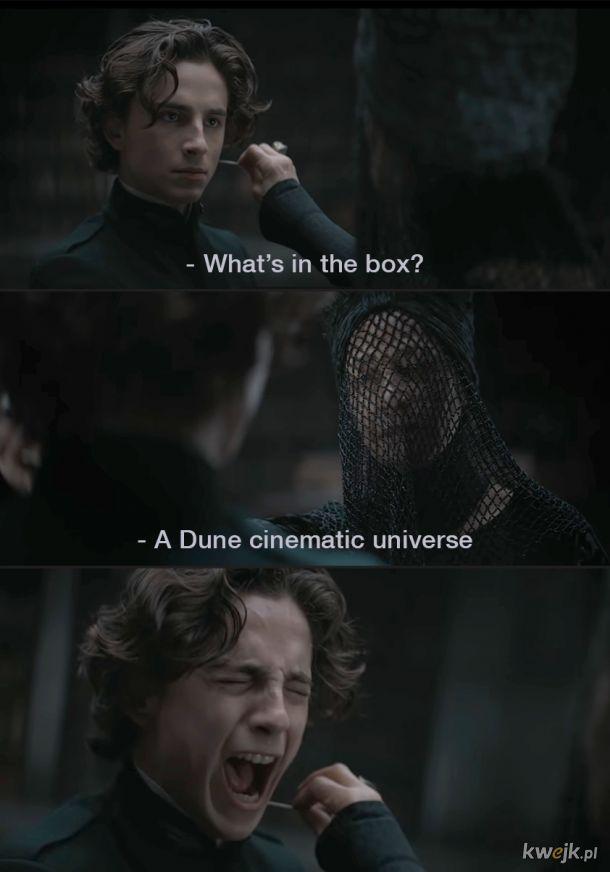 DCU - Dune Cinematic Universe