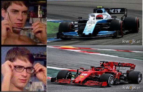 Rzeczywistość w Formule 1 szybko się zmienia