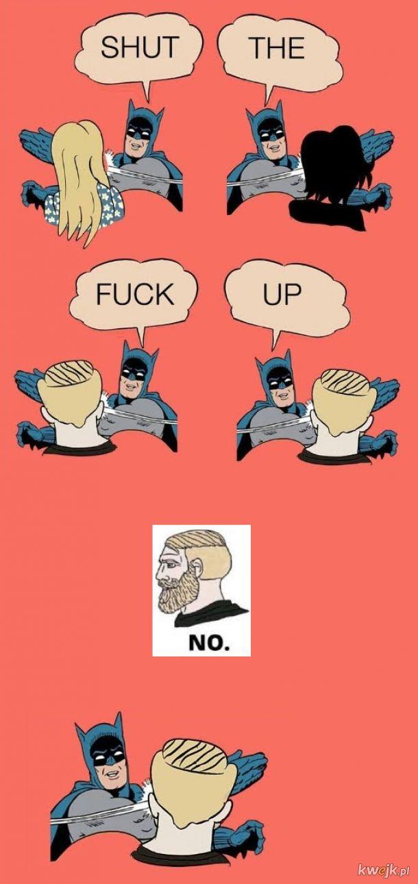 Coś powiedziałem !