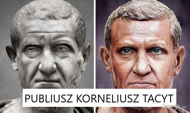 Portrety rzymskich władców na podstawie rzeźb, obrazek 12