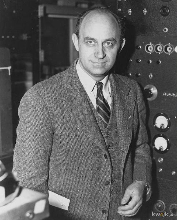 Dziś mija 119. rocznica urodzin Enrico Fermiego
