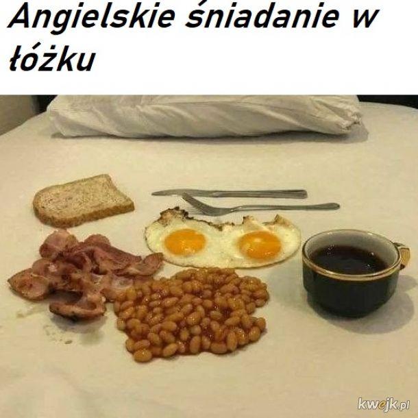 Bed and breakfast takie są