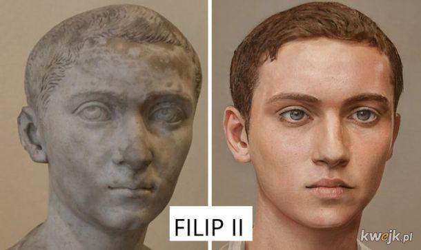 Portrety rzymskich władców na podstawie rzeźb, obrazek 29