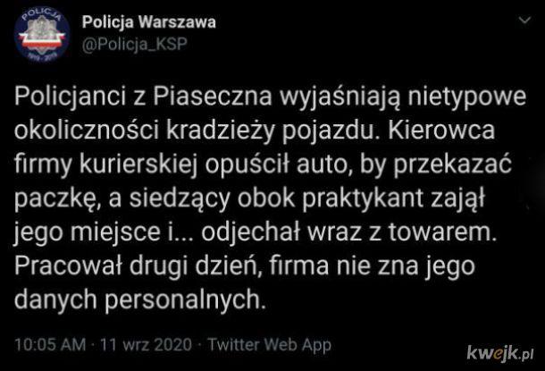 Policja z Piaseczna