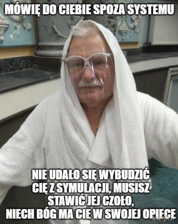Nagle Wałęsa