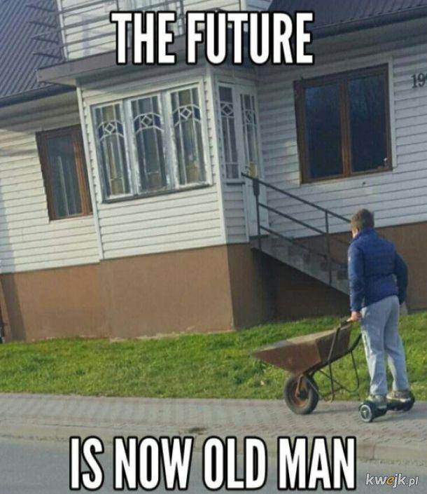 Przyszłość zaczyna się dziś