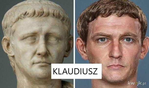 Portrety rzymskich władców na podstawie rzeźb, obrazek 6