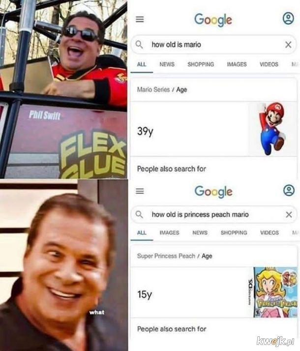 Oj Mario..