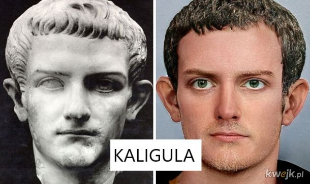 Portrety rzymskich władców na podstawie rzeźb, obrazek 28