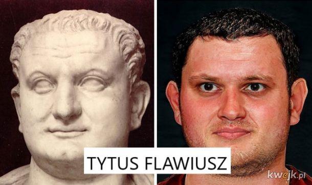 Portrety rzymskich władców na podstawie rzeźb, obrazek 27