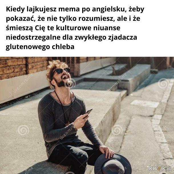 Szkoda, że tak mało jest memów po łacinie...