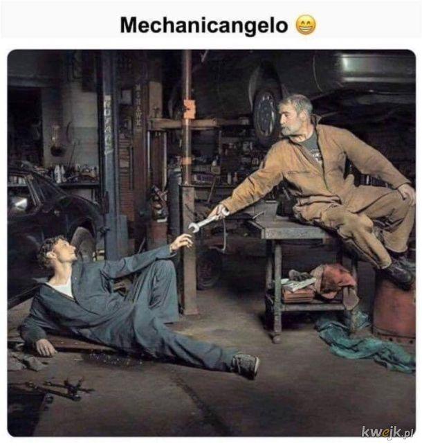 Mechanicangelo