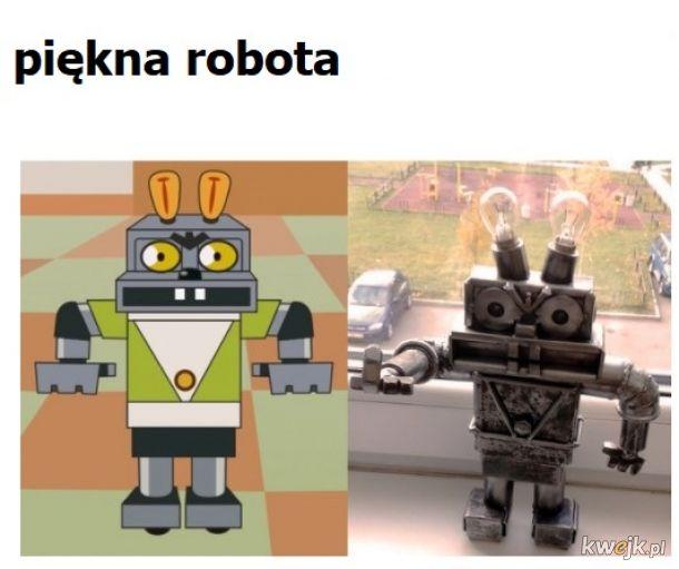Zając robot kiler