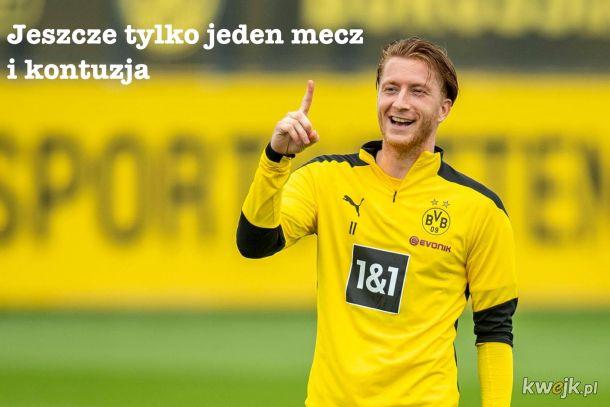 Marco Reus zaczyna nowy sezon