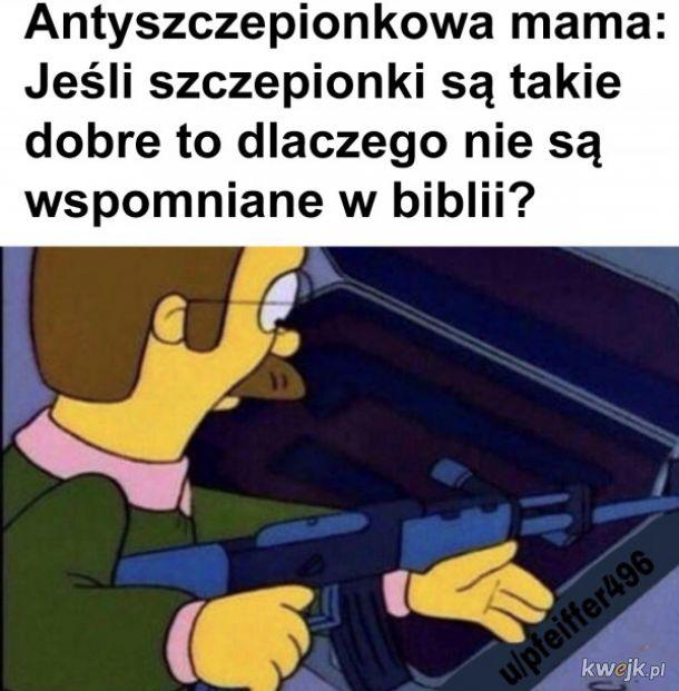 Antyszczepionkowa mama